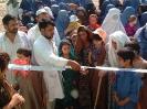 Fertigstellung 08.2012 Krakenstation in Allchin Kunduz :: Eröffnung und Einweihung. 08.2012
