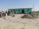 Fertigstellung 08.2012 Krakenstation in Allchin Kunduz :: Fertigstellung